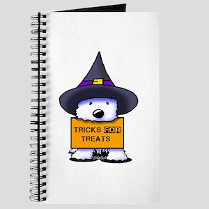 TFT Westie Witch Journal