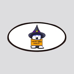 TFT Westie Witch Patches