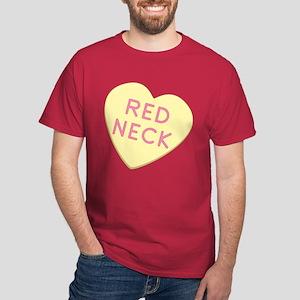 Redneck Valentine Dark T-Shirt