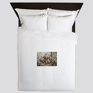 Blackbeard Pirate Queen Duvet