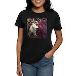 Mardi Gras Women's Dark T-Shirt