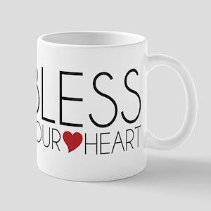 BLESS YOUR HEART Mugs
