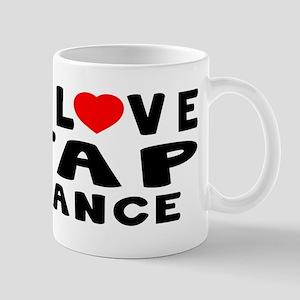 I Love Tap Mug