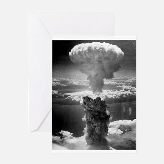 Atomic Bomb Greeting Cards
