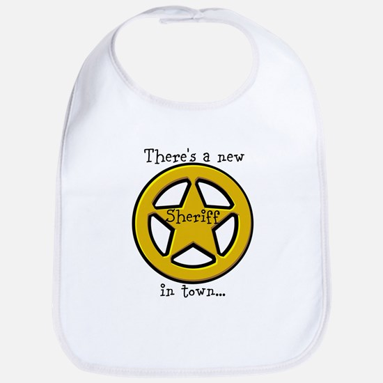 Theres a new Sheriff in town... Bib