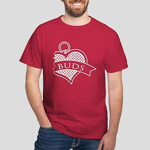 Best Buds Black (Buds) Dark T-Shirt