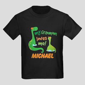 Grandmom Loves Me Personalized T-Shirt