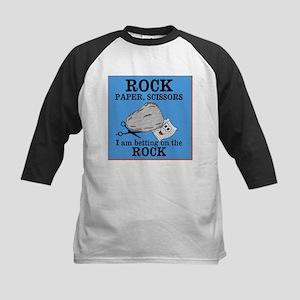 Rock, Paper, Scissors Baseball Jersey