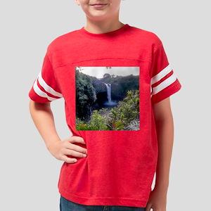 Lush Hawaii Youth Football Shirt