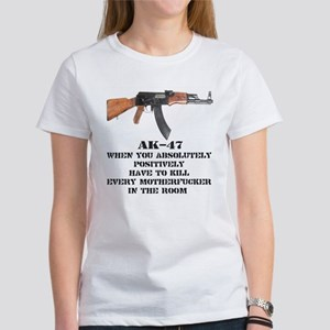 AK-47 Women's T-Shirt