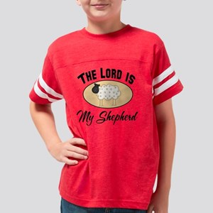 2-23 psalm Youth Football Shirt