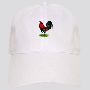 Dark Red Gamecock Baseball Cap