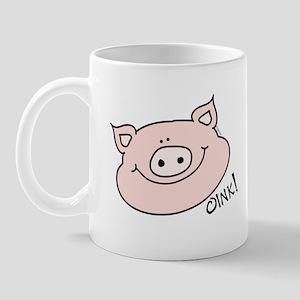 Oink Pig Mug