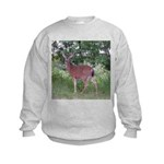 Doe in the Shade Kids Sweatshirt