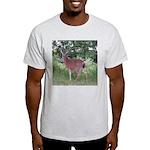 Doe in the Shade Ash Grey T-Shirt