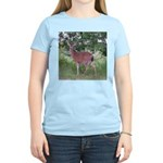 Doe in the Shade Women's Pink T-Shirt