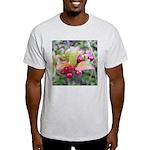 Huckleberries Ash Grey T-Shirt