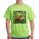 Huckleberries Green T-Shirt