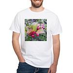 Huckleberries White T-Shirt