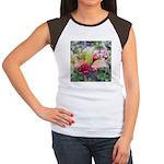 Huckleberries Women's Cap Sleeve T-Shirt