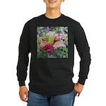 Huckleberries Long Sleeve Dark T-Shirt