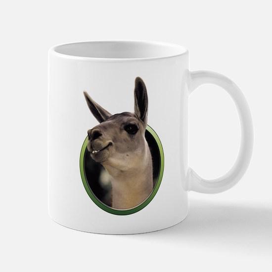 Smiling Llama Mug