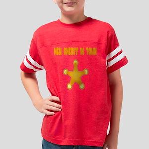 3-6x6_apparel Youth Football Shirt