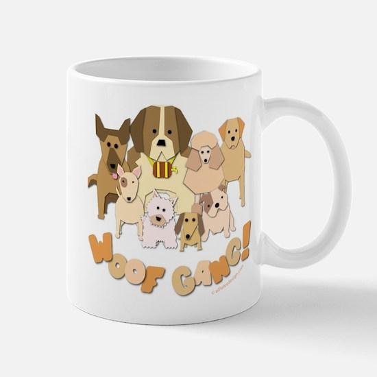 Woof Gang! Mug