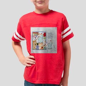 10 OCT 11X11 V MG BFW -COCK H Youth Football Shirt