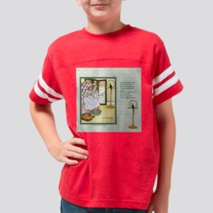 9 SEPT 11X11 V MG BFW CURLYLO Youth Football Shirt