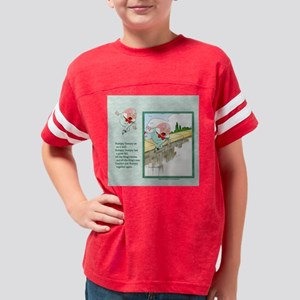 6 JUNE 11X11 V MG BFW HUMPTY Youth Football Shirt
