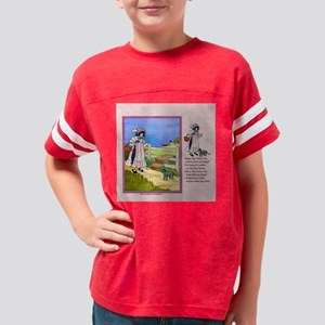 2 FEB 11X11 V MG BFW-PUSSY-CA Youth Football Shirt