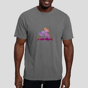 colorful fish art Mens Comfort Colors Shirt