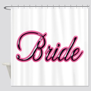 Bride D Shower Curtain