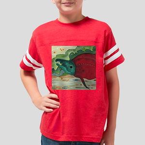sockeyeSQUARE Youth Football Shirt