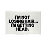 Im Not Losing Hair Magnets