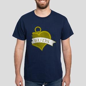 Best Buds Color (Buds) Dark T-Shirt