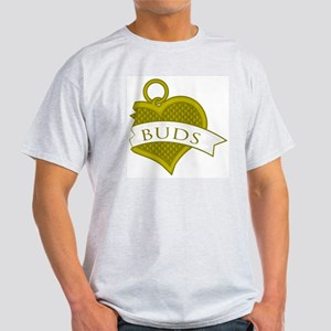 Best Buds Color (Buds) Ash Grey T-Shirt