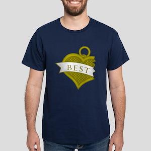 Best Buds Color (Best) Dark T-Shirt