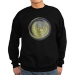 Atom Flowers #13 Sweatshirt (dark)