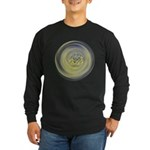 Atom Flowers #13 Long Sleeve T-Shirt