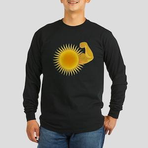 Solar Power Sun Long Sleeve T-Shirt