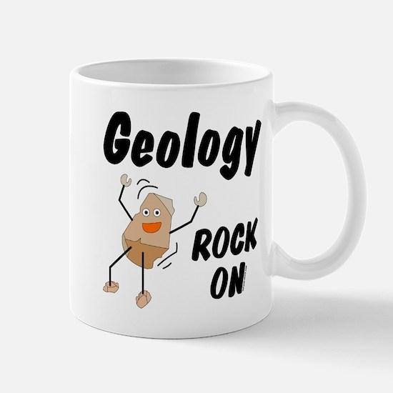 Geology, Rock On Mug
