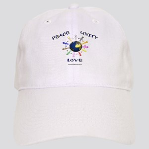 Peace Unity Love Cap