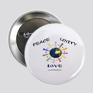 Peace Unity Love Button