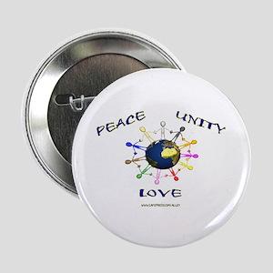 Peace Unity Love Button