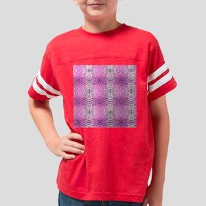 Thistle Design Youth Football Shirt