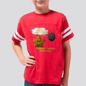 twinkletwinkle_t_gmp Youth Football Shirt