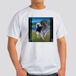 German Shepherd Mix Ash Grey T-Shirt