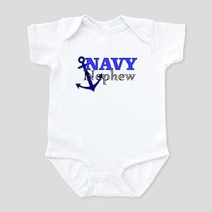 NAVY Nephew Infant Bodysuit